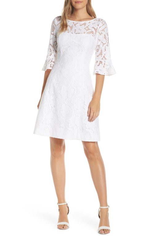Lilly Pulitzer Allyson Fit & Flare Dress