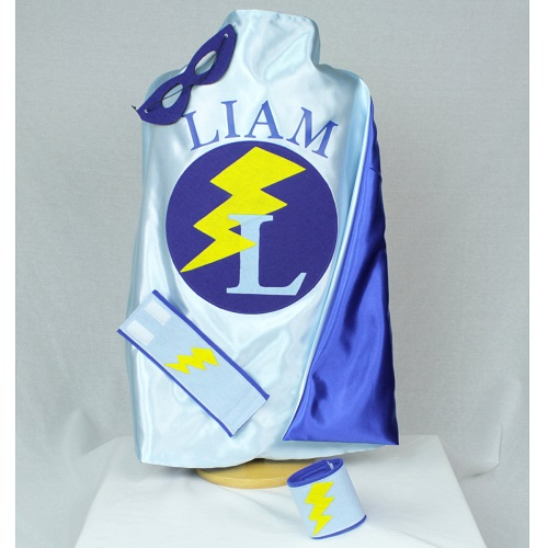 My Hero Headquarters Superhero Cape