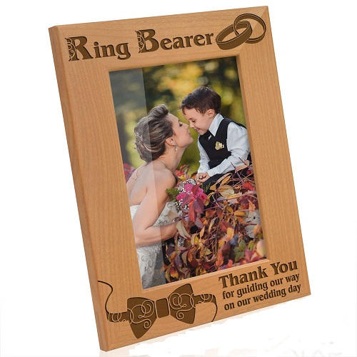 Kate Posh Ring Bearer Picture Frame