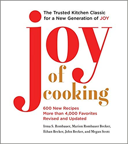 'Joy of Cooking' Cookbook