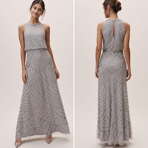 Anthropologie Madigan Dress