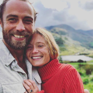 All About the Sapphire Engagement Ring James Middleton Gave Alizee Thevenet and 5 Lookalike Styles