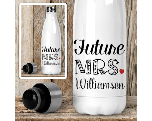 Future Mrs. Reusable Water Bottle