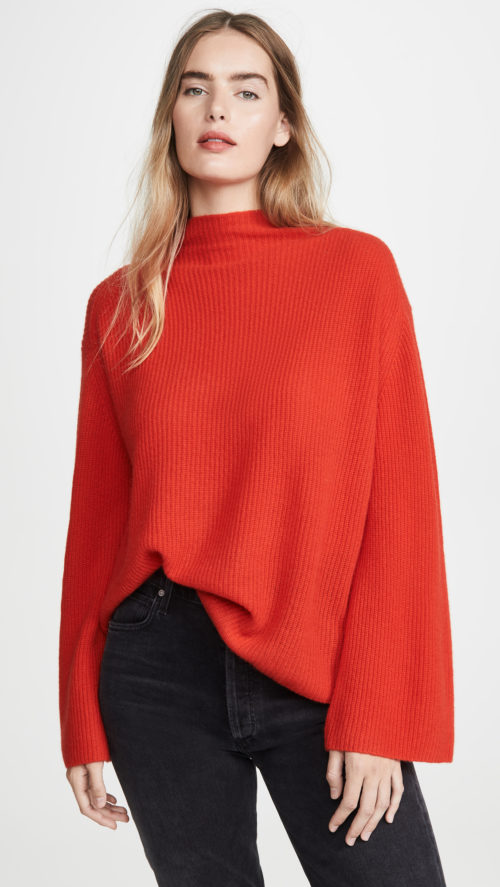 DEMYLEE Cashmere Harriet Sweater