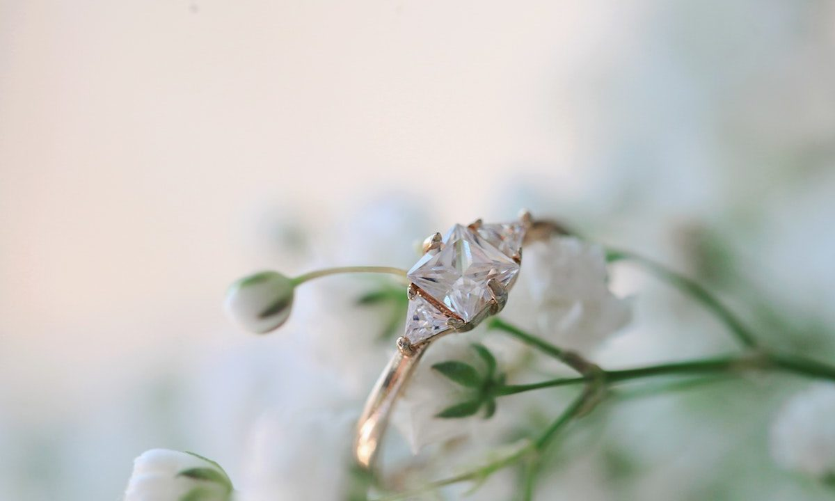 15 Princess Cut Engagement Rings Fit for Royalty