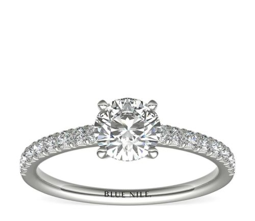 Top-Rated Diamond Engagement Ring