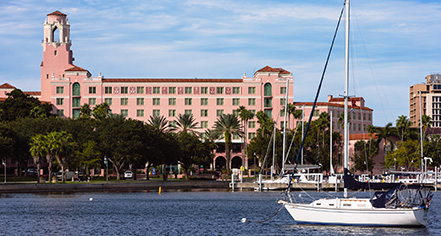 Vinoy Renaissance St. Petersburg Resort and Golf Club