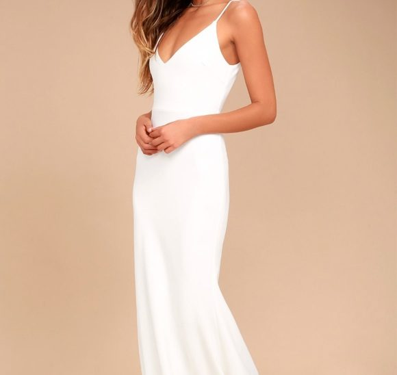 Best Modern Dresses From Lauren Bushnell S Wedding Mywedding,Nice Summer Dresses For Weddings