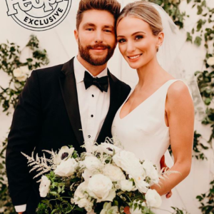 Lauren Bushnell Marries Chris Lane: 5 Sleek, Modern Wedding Gowns Just Like Hers