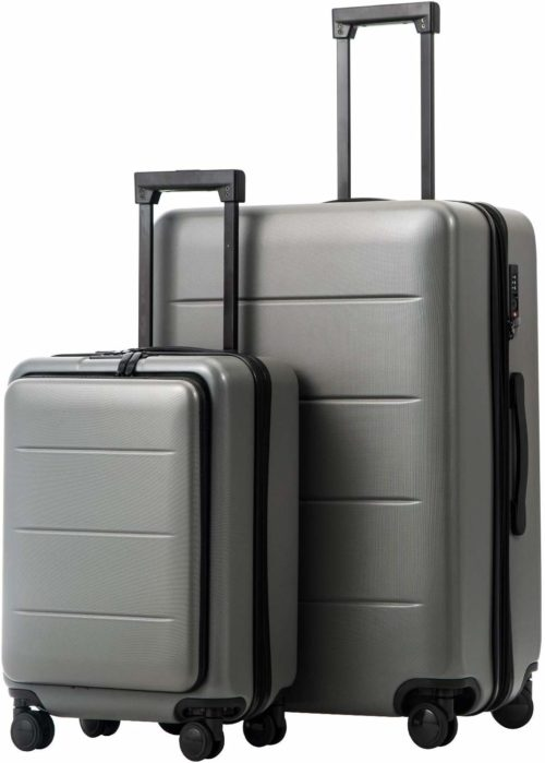 His & Hers Luggage by COOLIFE