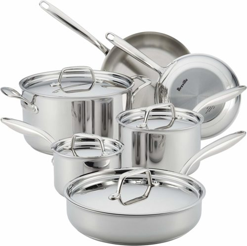 Breville Stainless Steel Cookware