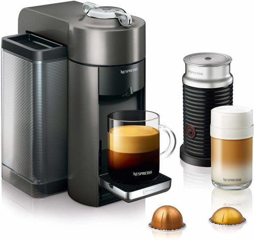 Nespresso Coffee and Espresso Machine