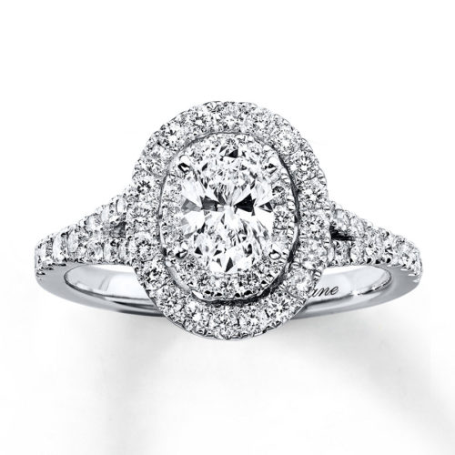 Neil Lane 1-Carat Diamond Engagement Band