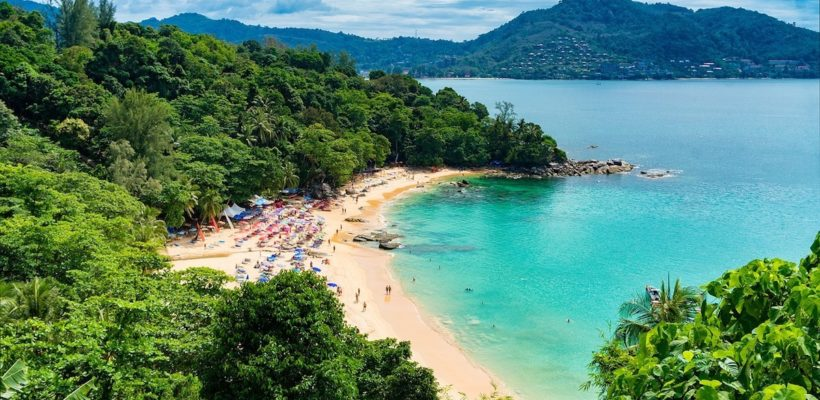 Sure, a honeymoon in Thailand is romantic, but here's a hot tip: A bachelorette party trip to this tropical, fun location with your best ladies might be an even better idea. Friendly faces, gorgeous beaches, bustling cities and adventurous jungle…