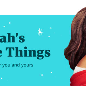 11 Gifts from Oprah's 'Favorite Things' on Amazon You Need to Register…