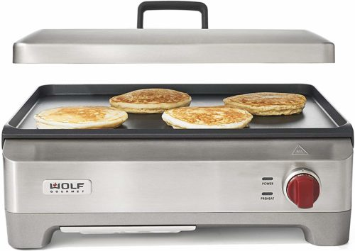 Wolf Gourmet Precision Electric Griddle