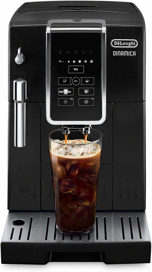 De'Longhi Dinamica Automatic Iced Coffee, Tea & Espresso Machine