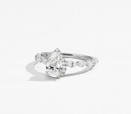 Premier Diamond Engagement Ring
