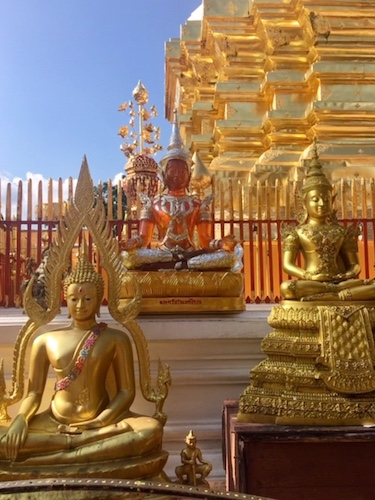 Wat Phra That Doi Suthep (Temple)