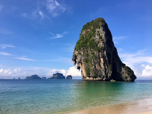 4 Islands Full-day Tour from Krabi (Chicken Island, Poda Island, Phra Nang & more)