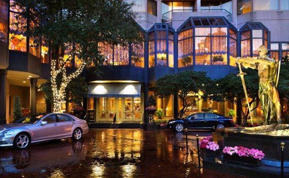 NOLA's Windsor Court Hotel