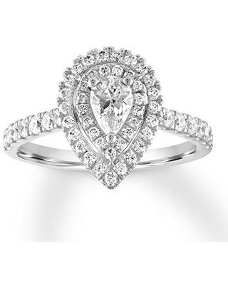 Vera Wang Diamond Ring