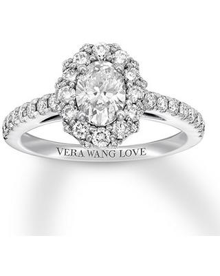 Vera Wang LOVE Ring