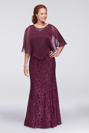Best Winter Wedding Mother of the Bride Dresses- mywedding