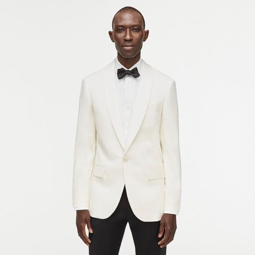 J. Crew Ludlow Italian Wool Dinner Jacket