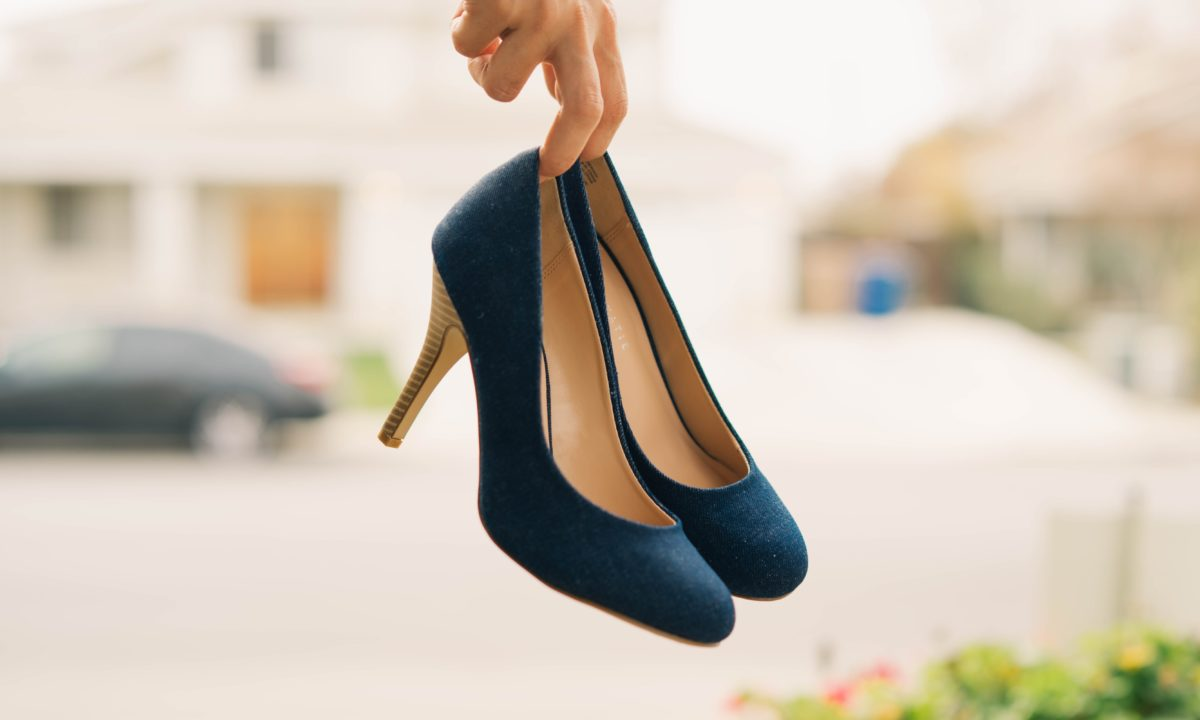 Pantone's Color of the Year: 18 Best 'Something Blue' Wedding Shoes