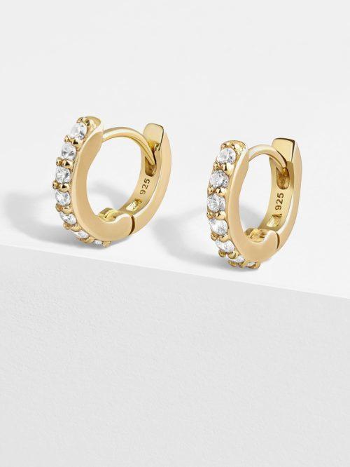 Sirena Hoop Earrings