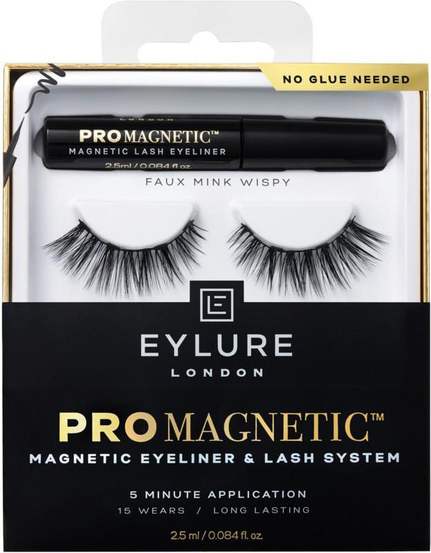 Eylure ProMagnetic Magnetic Eyeliner & Faux Mink Wispy Lash System