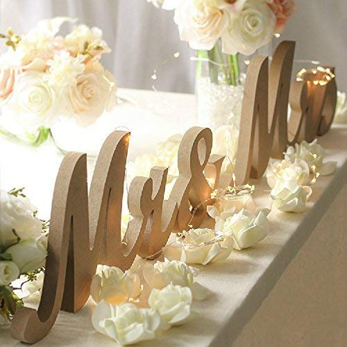 Mr. & Mrs. Wood Letters