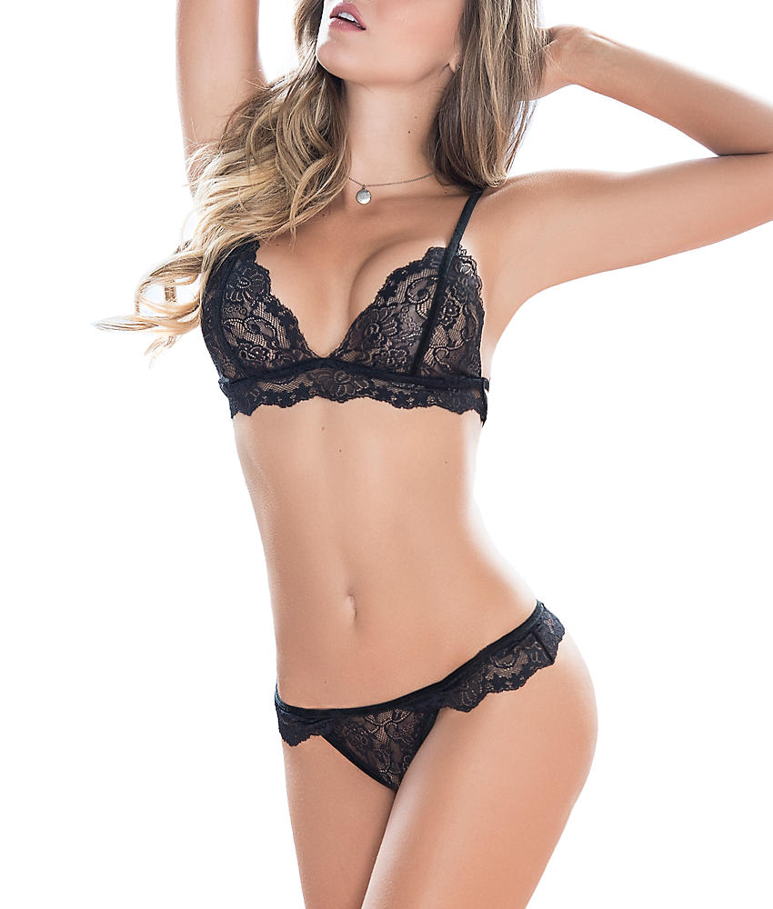 Mapalé Wireless Bra and Thong