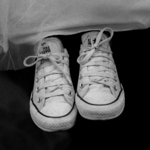 Converse Now Offers Custom, Comfortable Wedding Sneakers for Brides and Grooms