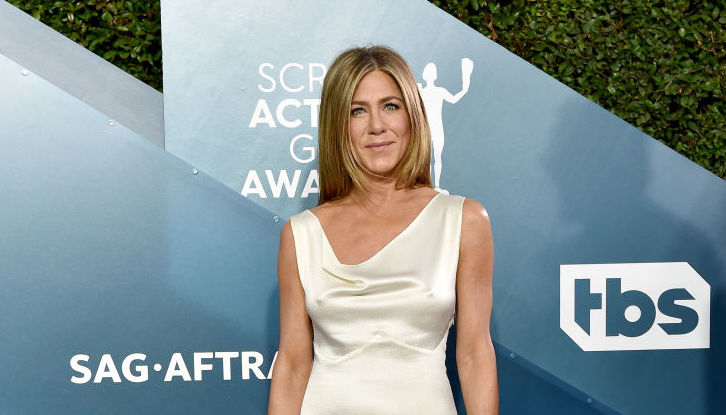 Jennifer Aniston's SAG Gown Gave Us Serious Bridal Vibes – See 10 Similar Styles for Less