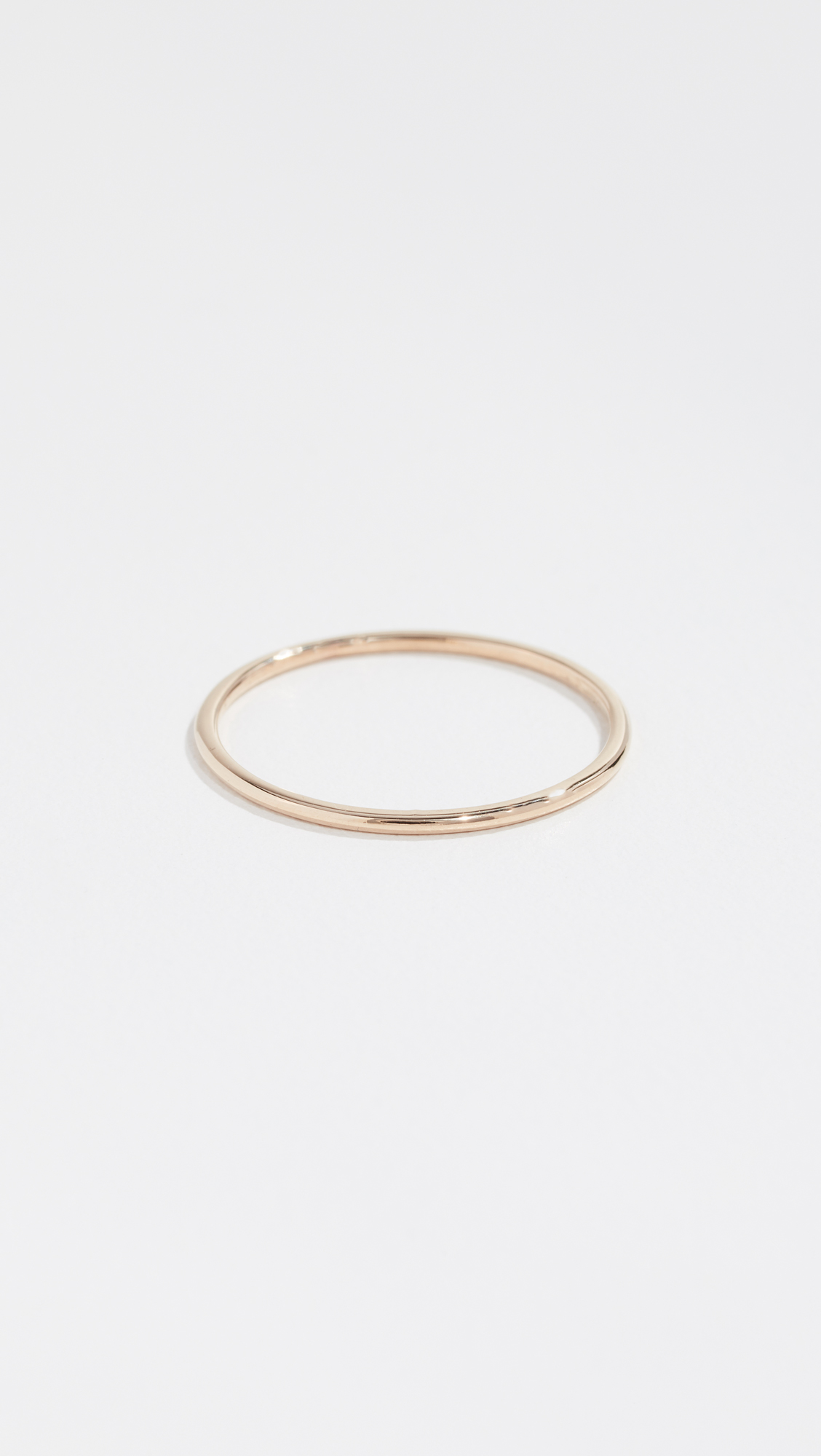 Zoe Chicco Yellow Gold Ring