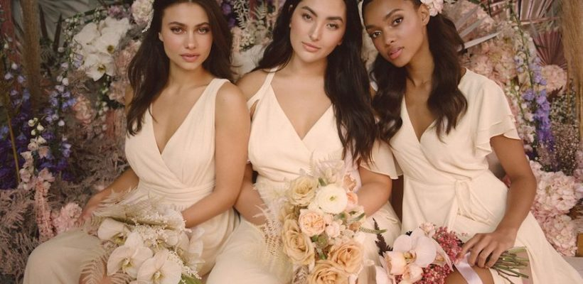 Let's be real: No matter how involved the mother of the bride, your wedding planner or friends are, the fashion choices — both the bridal gown and bridesmaid dresses — are most likely the bride's decision. While that's great when…