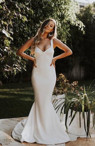 Best Sexy Mermaid Wedding Dress