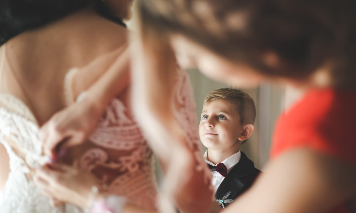 Ring Bearer Outfit Must-Haves for (Let's Be Honest) the Real Best Man