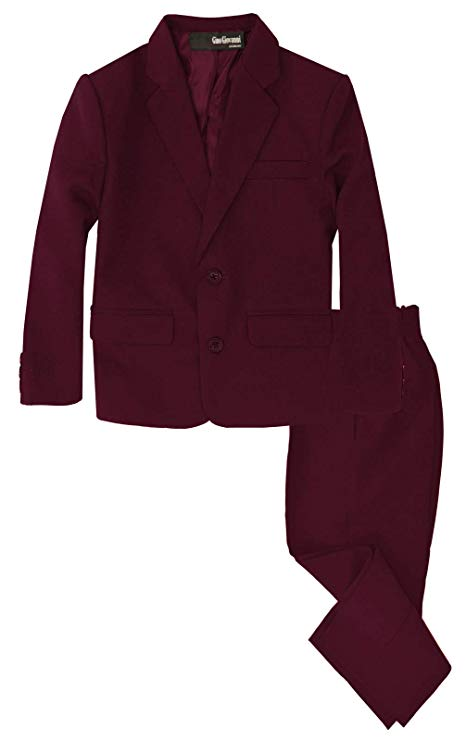 Gino Giovanni Two-Piece Formal Suit