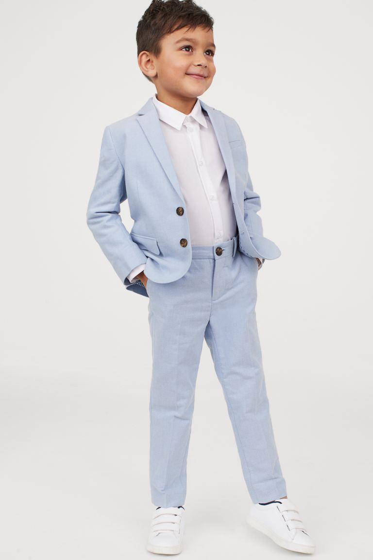 H&M Suit Pants and Classic Blazer