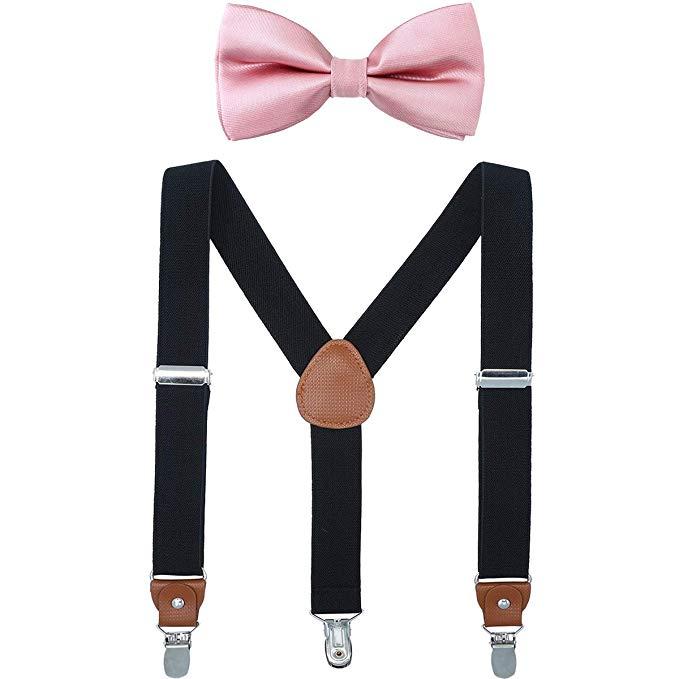 Welrog Two-Piece Set With Bow Tie