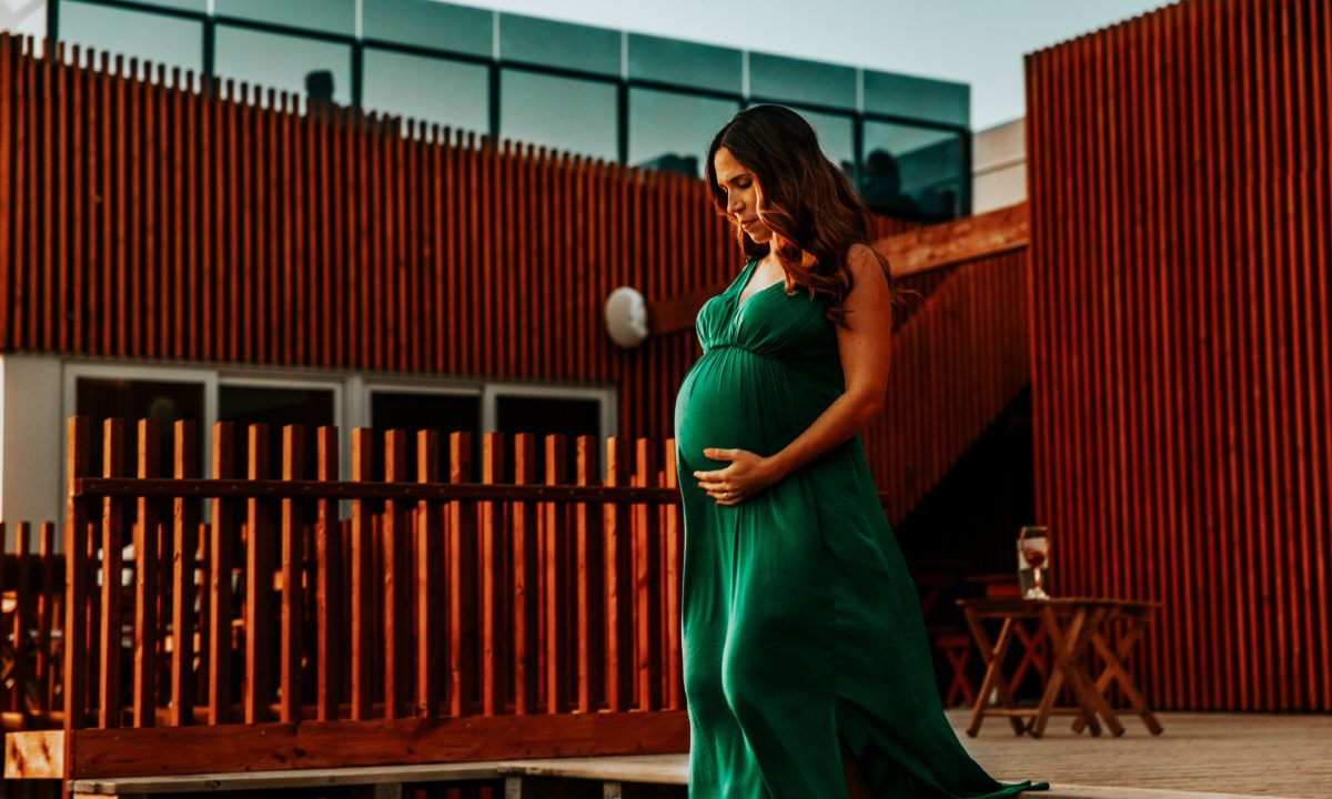 The Best Maternity Wedding Guest Dresses for You and Your Plus One
