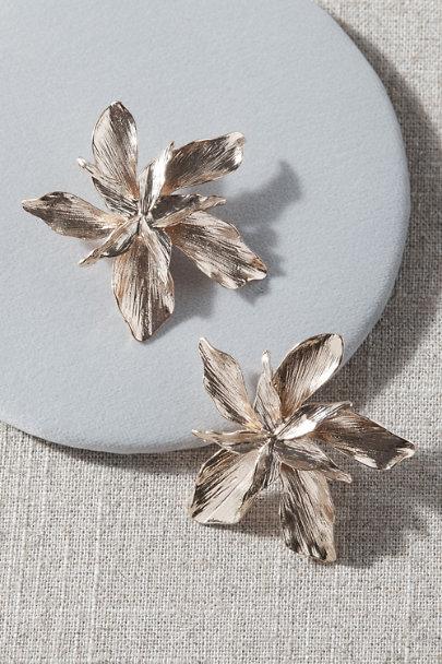 Bonita Flower Earrings