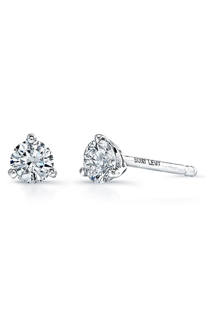 Bony Levy Diamond Studs