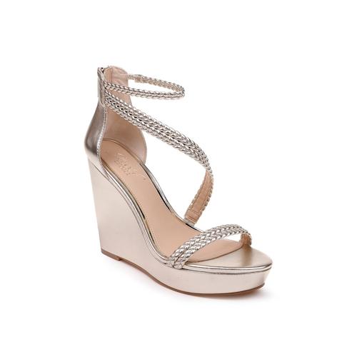 Jewel Badgley Mischka Suzy Platform Wedge Sandal