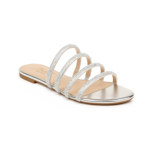 Jewel Badgley Mischka Nightcap Sandal