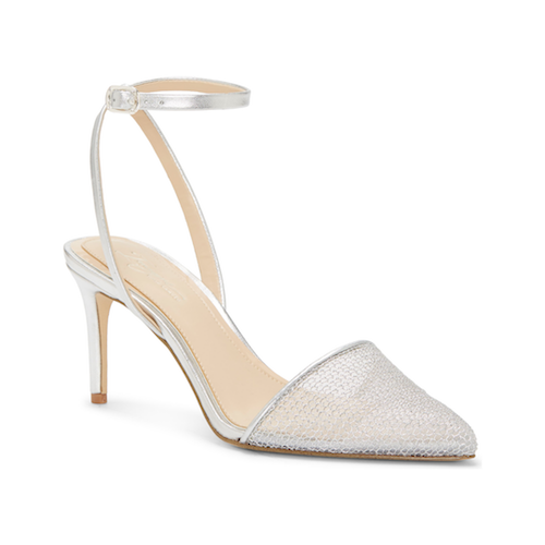 Vince Camuto Maive Mesh Pointy Toe Pump
