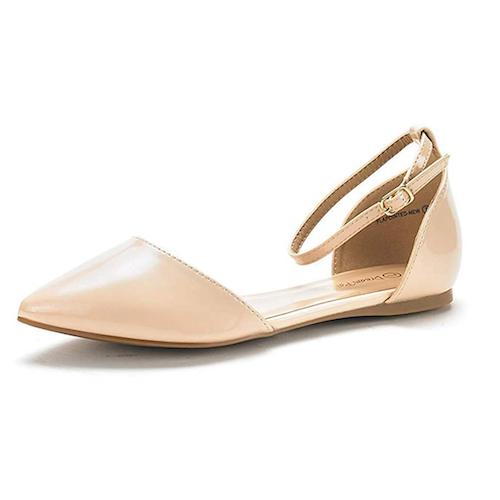 Dream Pairs Women's D'Orsay Ballet Flats Shoes